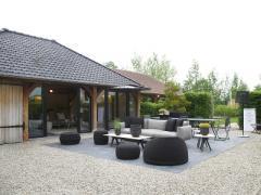 Over te nemen met of zonder exclusief gebouw tuinontwerp met totaal concept regio Brabant-Limburg centraal België Locatie niet gespecificeerd n°2