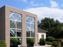 Over te nemen met of zonder exclusief gebouw tuinontwerp met totaal concept regio Brabant-Limburg centraal België Locatie niet gespecificeerd n°4