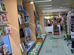 Goed gelegen krantenwinkel voor 100% van de aandelen over te nemen in Mechelen Antwerpen n°1