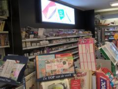 Boekhandel - kranten - lotto - sportspelen over te nemen in Jezus-Eik, Overijse Vlaams Brabant n°1