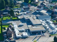 Bedrijf gespecialiseerd in verkoop, verhuur en onderhoud van motor home in de provincie Henegouwen Henegouwen n°1
