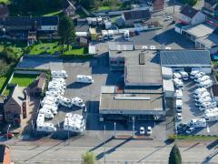 Bedrijf gespecialiseerd in verkoop, verhuur en onderhoud van motor home in de provincie Henegouwen Henegouwen n°2