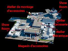 Bedrijf gespecialiseerd in verkoop, verhuur en onderhoud van motor home in de provincie Henegouwen Henegouwen n°3