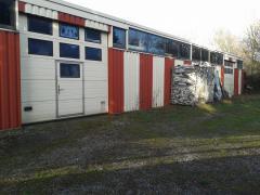 Loods geschikt voor fabricatie van ramen te koop in de regio van Charleroi Henegouwen n°1