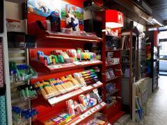 Over te nemen gelegen in centrum van Waver boek-papierhandel en schrijfmaterialen van het hogere segment Waals Brabant n°5