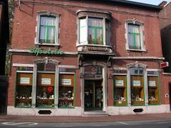 Juweel- en horlogezaak over te nemen in Marcinelle (Charleroi) Henegouwen n°1