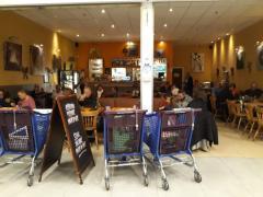 Brasserie over te nemen in winkelgallerij in Brussel Brussel Hoofdstad n°2