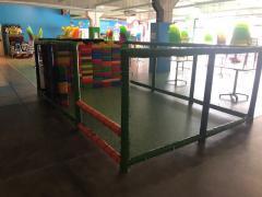 Voor kinderen speelplaats*terrein over te nemen dichtbij centrum van Charleroi Henegouwen n°4
