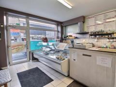 Snack - kleine restauratie over te nemen in provincie Henegouwen Henegouwen n°2