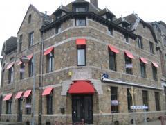 Commercieel pand (hotel-restaurant) over te nemen in Comblain-Au-Pont Provincie Luik n°1