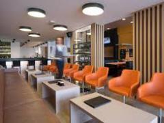 Brasserie - Restaurant over te nemen in een retail park van 25 winkels (Delhaize, Krëfel) in de regio van Bergen Henegouwen n°3