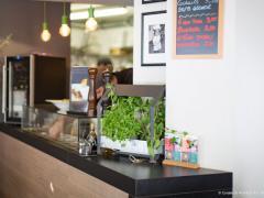 Modern concept van traditionele kleine restauratie over te nemen in Brussel Brussel Hoofdstad n°1
