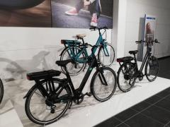 Over te nemen in de Kempen: Fietsenhandel gespecialiseerd in elektrische fietsen, fietsen en scooters zowel elektrisch als benzine Antwerpen n°2