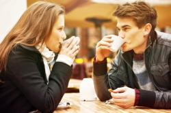 Café: momenten van plezier